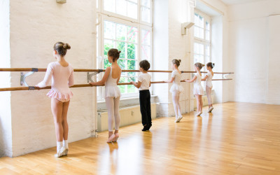 Ballett für Jungs